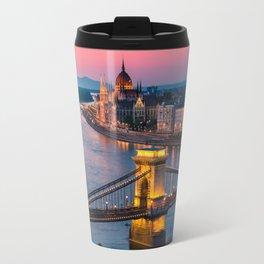 BUDAPEST 02 Travel Mug