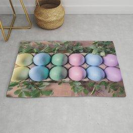 Easter Eggs 22 Rug