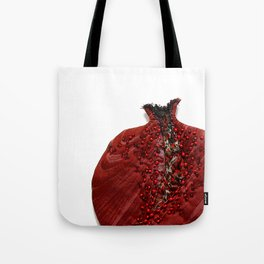 Pomegranate Fruit Tote Bag