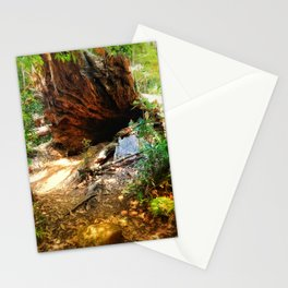 To wonderland Stationery Cards