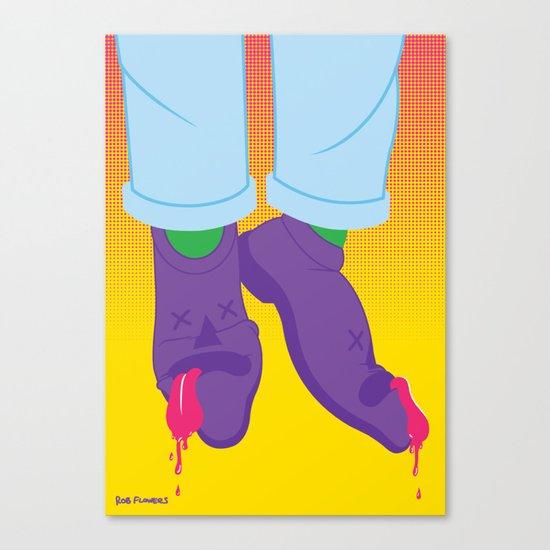 Suicide Canvas Print