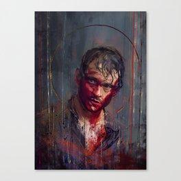 Sanguigno Canvas Print