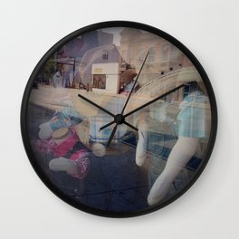On the Nonhuman Range Wall Clock