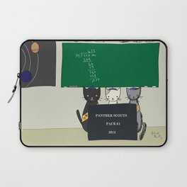Panther Scouts #1 Cover Laptop Sleeve