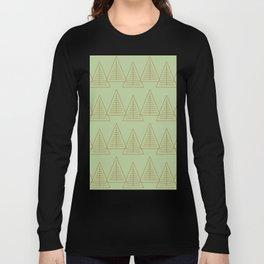 Winter Hoidays Pattern #10 Long Sleeve T-shirt