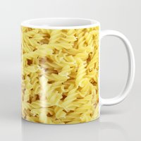 pasta Mugs featuring Pasta by TilenHrovatic