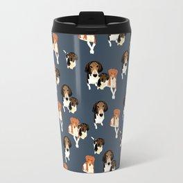Henry, Daisy and Dory Pattern Travel Mug