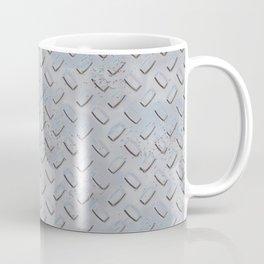 Steel Flat Coffee Mug