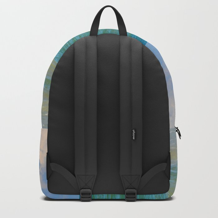 Facing the Future Backpack