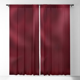 Red Flame Blackout Curtain