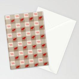 Woodland Patchwork Stationery Cards