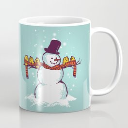 Sharing is caring (Winter edition) Coffee Mug