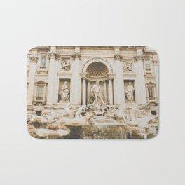 Fontana di Trevi Bath Mat