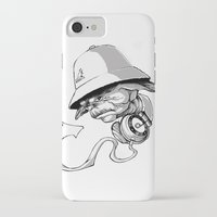 hip hop iPhone & iPod Cases featuring Life, Hip-Hop is! by Maddpenciler