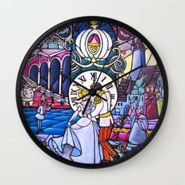 So This is Love Wall Clock