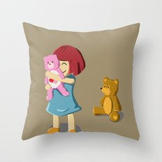 The Selected Throw Pillow