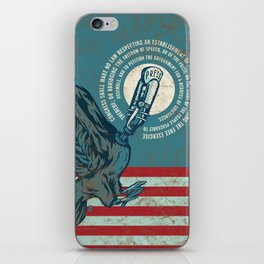 Free Press iPhone Skin