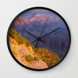 Grand Canyon II Wall Clock