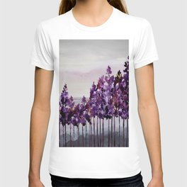 Purple Trees T-shirt