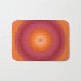 Ripple II Pixelated Bath Mat