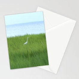 Egret Stationery Cards