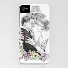 The Great Gatsby iPhone (4, 4s) Slim Case