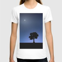 night sky T-shirts featuring Night Sky by Nate Raia