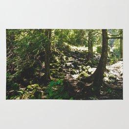 Oregon Forest Rug