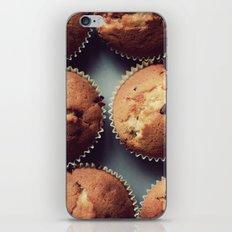 Mmmuffins iPhone & iPod Skin
