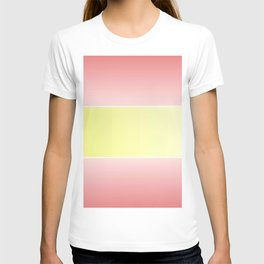 Flag of spain - with color gradient T-shirt