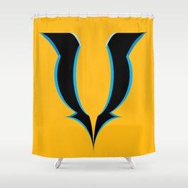 "herald "" v "" Shower Curtain"
