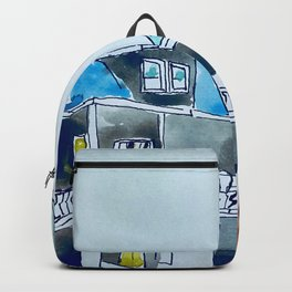 384 Bathurst Toronto Backpack