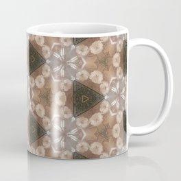 Flowers around Coffee Mug