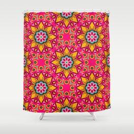 Kente Shower Curtain