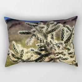 Staghorn Cactus in Tonto National Forest Rectangular Pillow