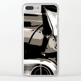 61 Clear iPhone Case