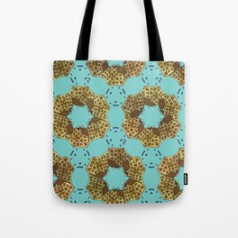 Chicken & Waffles Tote Bag