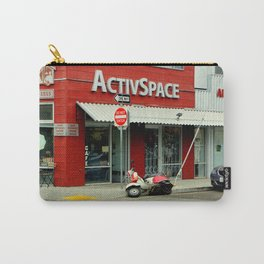 Not So Active Parking Space Carry-All Pouch