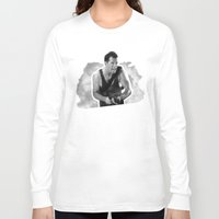 die hard Long Sleeve T-shirts featuring Badass 80's Action Movie Quotes - Die Hard by Casa del Kables