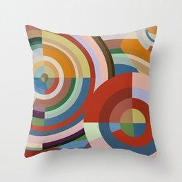 Colour Revolution TWO Throw Pillow