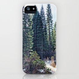 Breath of Fresh Air iPhone Case