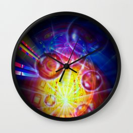 Abstract Perfection 57 Wall Clock