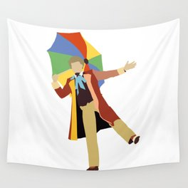 Sixth Doctor: Colin Baker Wall Tapestry