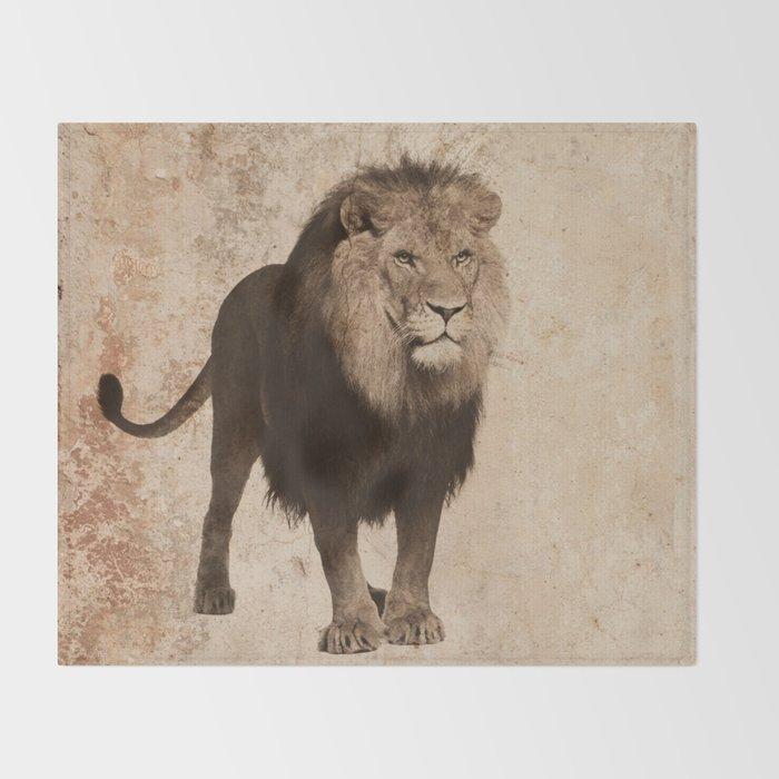 Lion Throw Blanket By Haroulita Society40 Impressive Lion Blanket Or Throw