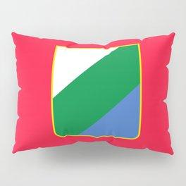 flag of Abruzzo Pillow Sham