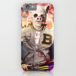 Night Out: Hotline Miami iPhone Case