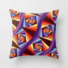 Go Crazy Throw Pillow