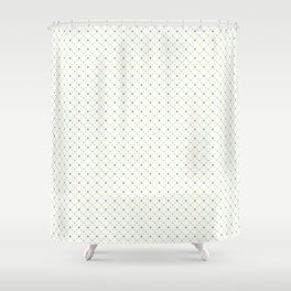 Dotty dotty Shower Curtain