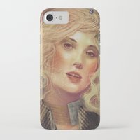 klimt iPhone & iPod Cases featuring klimt by Galvanise The Dog