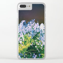 DHQ87 Clear iPhone Case